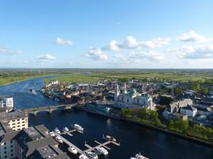 Foto aerea Irlanda 2