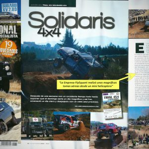 revista Solidaris 4x4
