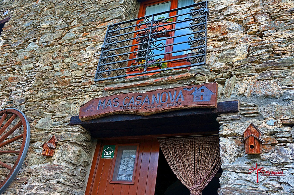 La Casanova porta weeb