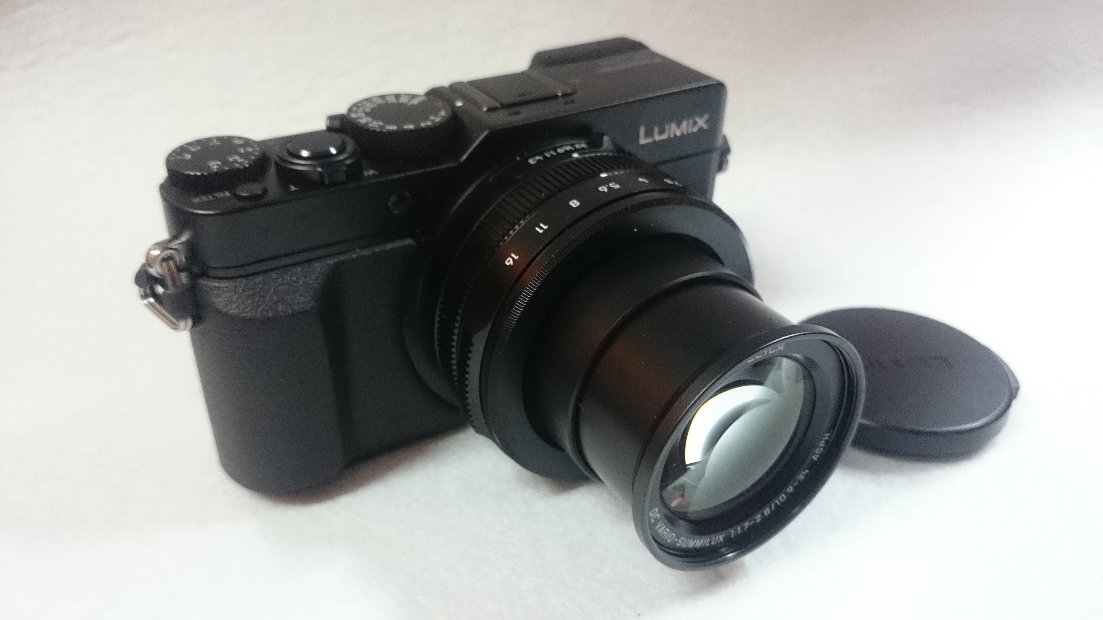 Probamos la Panasonic Lumix LX-100 4K!!!!