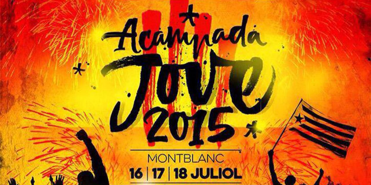 Acampada Jove 2015 MontBlanc (Tarragona)