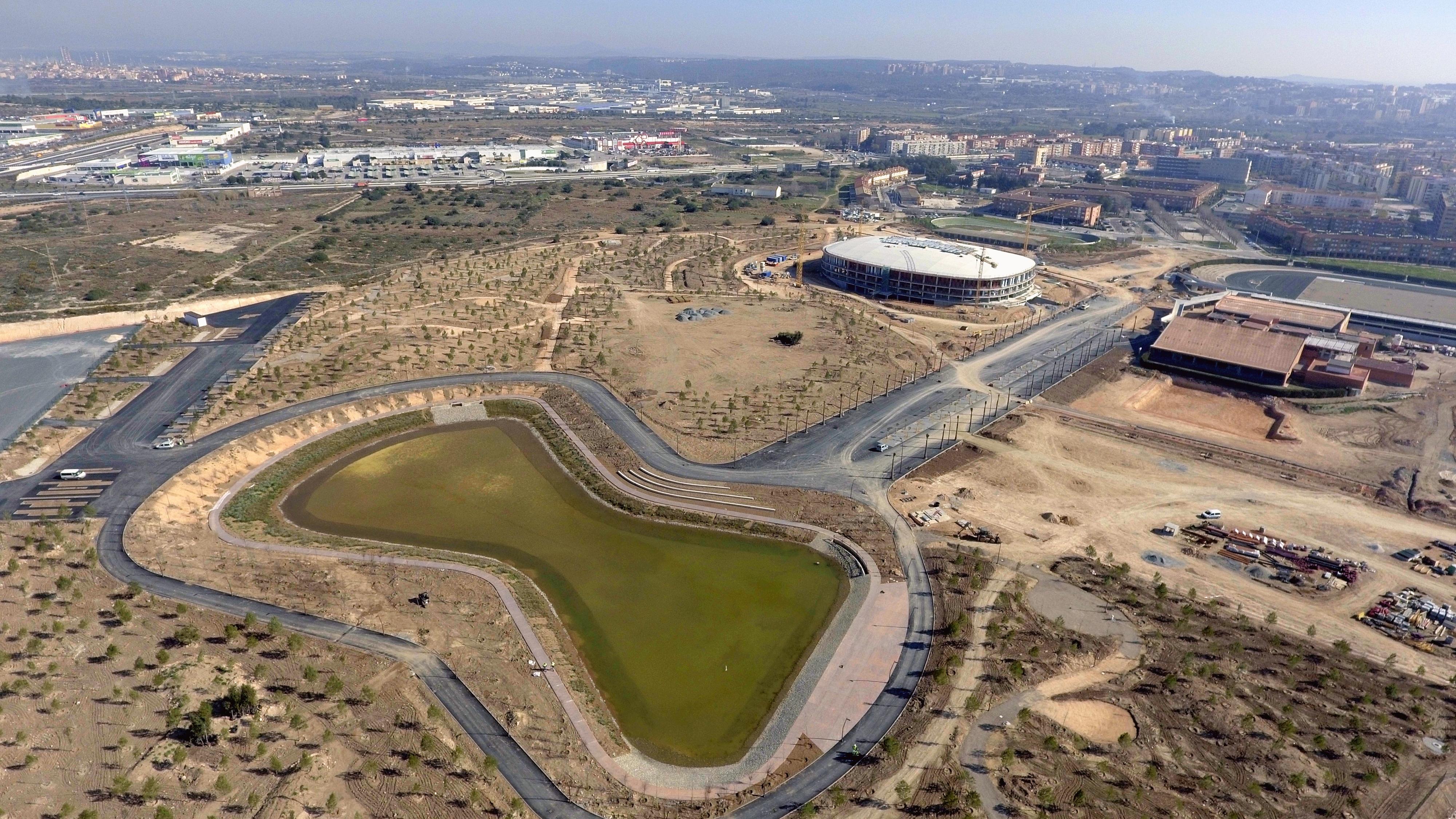 Anella olímpica Tarragona 07