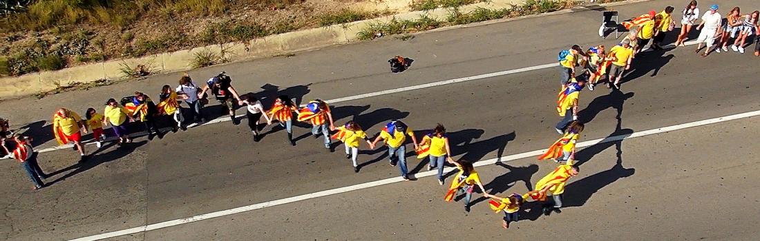 Via Catalana 11 Septembre 2013 17'14h