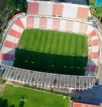 Gimnàstic de Tarragona – Fotografía aérea del Camp