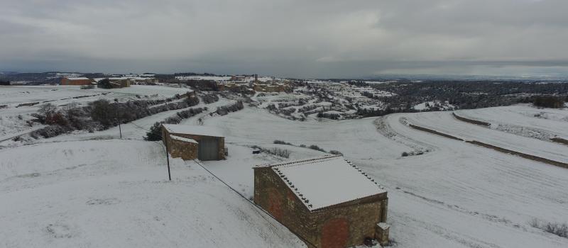 La Neu a Belltall