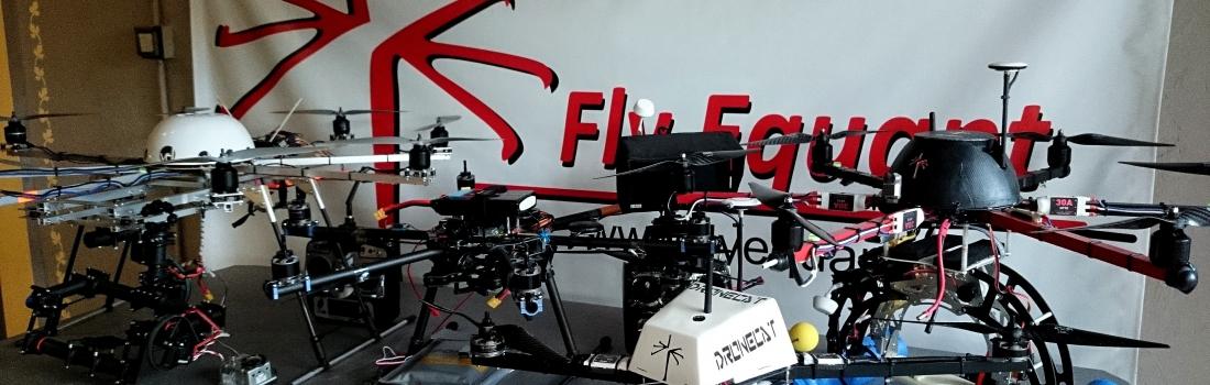 Que Multicoptero necesito???