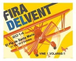 Fira del Vent 2014 – Pla de Santa María