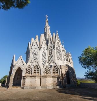 Santuario de la Mare de Déu de Montserrat de Montferri un escenario increible!!!