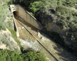 Repsol Abre la presa del riu Gaià
