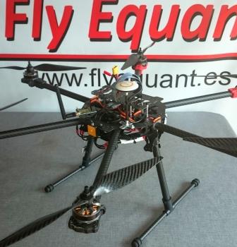 FlyEquant te construye tu Multirrotor