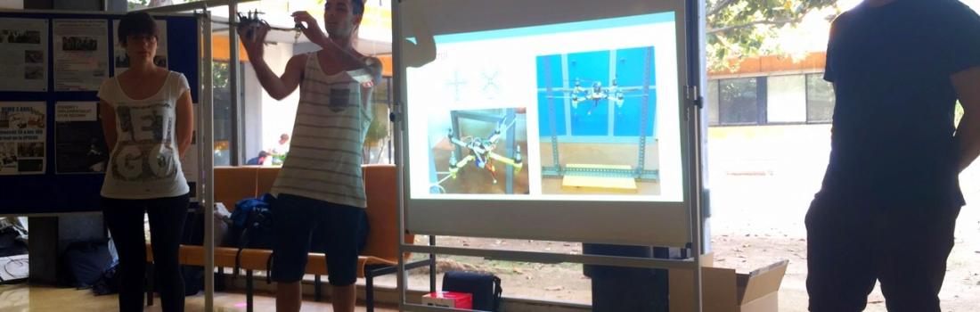 FlyEquant & DroneSolutions y la UPC de Vilanova